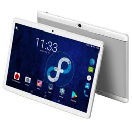 Comprimido 1.5ghz on-line-núcleo tablet pc octa 10,1 polegadas 4g 1.5Ghz 3G / 4G / GPS / Wi-Fi suportados Android 7,0 Pad PC