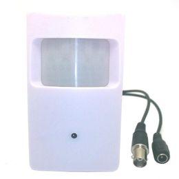Cámara de CCTV PIR con sensor de movimiento CCD de cámara de vigilancia 700TVL desde fabricantes