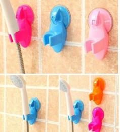 Типы присосок онлайн-6 цветов мощный всасывания тип душевая кабина Кубок душ сиденье милый кронштейн база глава душ кронштейны