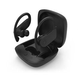 2019 iphone läuft TWS 5.0 Bluetooth-Kopfhörer B10 Kabellose Kopfhörer Ohrbügel In-Ear-Sport-Ohrhörer Gaming Running Headset für alle Smartphones günstig iphone läuft