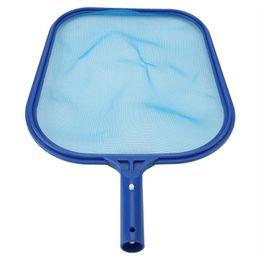 2019 agua inflable tizip Útiles de limpieza acuario Catcher hojas Skimmer Rastrillo profesional red de malla fina piscina Skimmer bolsa
