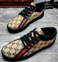 aparência da marca sapatos casuais dos homens nova moda casual sapatos baixos vestido sapatos de gola alta casual sapato botas dos homens de