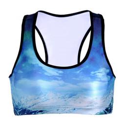 Mulher Yoga Colete 2016 Barato Esporte Bras Magro Y-Strap Tops Feminino Tanque de Fitness Elástico Push Up Fio Livre Respirável T-shirt LNSsb de