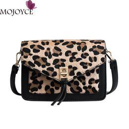 5d0861fe2b76 Leopard Print Crossbody Bags for Women 2018 Fashion Lady PU Sling Shoulder  Bag Casual Girls Messenger Handbag Bolsa Feminina