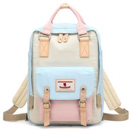 Mochilas para crianças on-line-Luxo Projeto Backpack para Adolescentes Crianças Casual Waterproof Bag Marca clássico Back Pack Portátil Mochila Bolsa Escola Estudante