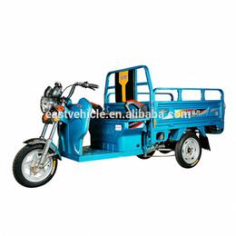 2019 scooters électriques personnalisés Frein à disque pour la livraison de fret Philippines Tricycles Tricycles électriques 30-50km / h