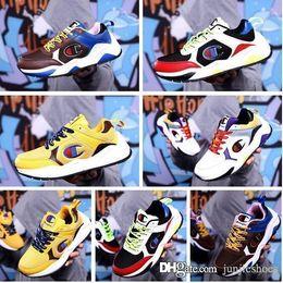 c45e6ab675801 Champion designer s high-quality fashion brand leisure shoes