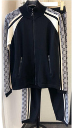 2019 fato de inverno para mulheres Mulheres Hoodies jaqueta terno Mulheres Jumper Puxar Femme Outono Inverno Marca tags treino conjunto hoodies venda hoodie + calças desconto fato de inverno para mulheres