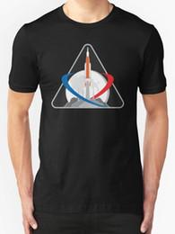 2019 remendos nasais Nova Orion Exploração Missão Um Remendo NASA Tamanho S-5XLFunny frete grátis Unisex Casual Tshirt remendos nasais barato