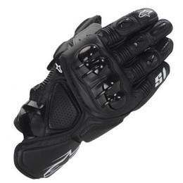 горячие S1 продажа бренда MOTO гоночные перчатки Мотоциклетные перчатки / защитные перчатки / внедорожные перчатки Черный / синий / красный / белый цвет M L XL от Поставщики перчатки гонки для мотоциклов