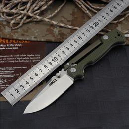 melhor faca para camping caminhadas Desconto aço frio AD-15 cabo dobrável G10 lâmina s35vn exterior faca tático facas ferramenta de bolso EDC Camping Caça defesa faca de sobrevivência Auto