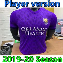 2019 jersey orlando Jugador versión 2019 NANI camiseta de fútbol Tailandia Orlando City Patino Colman Mueller Dwyer camisetas de fútbol 2019 2020 jersey orlando baratos
