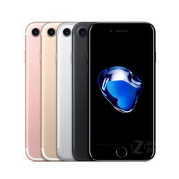 2019 lg g3 сотовые телефоны Разблокирована Apple iPhone 7 отпечатков пальцев 4G LTE глобальной 32 ГБ / 128 ГБ / 256 ГБ ROM IOS мобильный телефон 12.0MP GPS четырехъядерный отремонтированный мобильный телефон