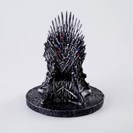 17 cm O Trono de Ferro Game Of Thrones Jhon Neve Uma Canção De Gelo E Figuras de Fogo Modelo de Brinquedo 2019 Nova Figura de Ação Brinquedos Coletivos de