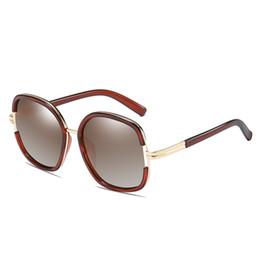 Occhiali da sole online-Polaroid Occhiali da sole Occhiali da sole con montatura in metallo Occhiali da sole Donna Affari Protezione UV Colori lenti Mix Resistente all'usura 18xd f1