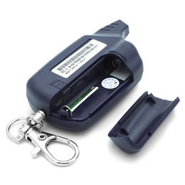 Canada Porte-clés B9 Starline LCD contrôleur à distance pour l'alarme de voiture à deux voies Starline B9 Twage Porte-clés alarme auto démarrage moteur chaîne cheap auto start car alarms Offre