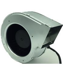 control remoto para gree Rebajas De alta calidad totalmente metálico soplador Introducido, motor del ventilador centrífugo con diseño de la paleta del ventilador de refrigeración, larga vida útil y durabilidad, DC24V