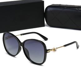 3302a027447 CHANE 30006 UV400 Polarizada lente Verde prancha Tartaruga quadro Quadrado  proteção estilo óculos de sol de alta qualidade óculos de sol das mulheres  dos ...