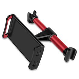 Универсальный автомобильный держатель для телефона на заднем сиденье Заднее сиденье Автомобильный держатель для мобильного телефона на заднем сиденье Стенд от Поставщики силиконовая подставка для мобильного телефона
