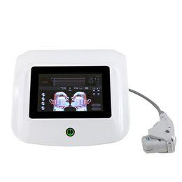 Canada Mini appareil à ultrasons machine Hifu anti-âge ascenseur peau resserrement amincissant l'équipement Hifu pour le visage cou et le corps cheap tighten neck Offre
