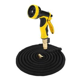 Argentina 25/50/75 / 100FT Rociador de agua a alta presión Manguera flexible para lavado de automóviles Rociador Rociador de limpieza con tubo extendido cheap hose pipe sprayers Suministro