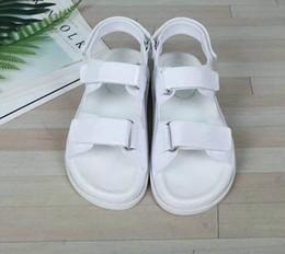 Canada Mode d'été en cuir de sandale tissu élégant et confortable nouvelle ouverture du magasin code de réduction EU 34-40 Offre