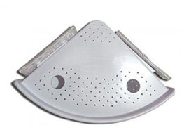 Duvara monte banyo köşe raf Çok fonksiyonlu snapup raf plastik banyo raf raf mutfak banyo aksesuarları VVA331 cheap wall mount bathroom accessories nereden duvar tipi banyo aksesuarları tedarikçiler