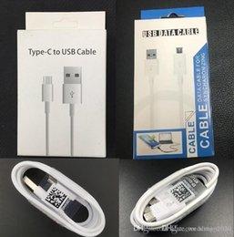 OEM original A ++++ con caja de paquete minorista para cable de cargador de sincronización de datos USB de 1 m 3 pies para Samsung S7 S8 S9 Nota 7 Huawei P9 Xiaomi 8 desde fabricantes