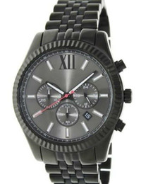 Blaue kastenlieferung online-M8280 Hochwertige Lexington Timing Navy Blue Watch Disk Herrenuhr. + Kostenlose Lieferung in Originalverpackung