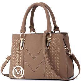 Tote promozione online-Promozione Borse firmate borsa di lusso 2019 moda donna famosa designer borse borsa di lusso grande capienza borse pochette # mk