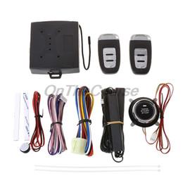 Sistema esperto do alarme da segurança do carro ajustado com o fechamento remoto da entrada Keyless passiva de PKE de