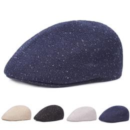 Women s net hat beret spring and summer net eyelet cap straw hat men s and women s  hats 95d69e7ceb89