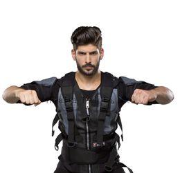 Wholesale Fitness Conduttivo Ems Training Vest Muscolo Stimolazione Jacket Body Gym Ems Training Vest Tone Up Body Conduttivo