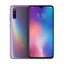 "2019 analog tv mobile Original Xiaomi Mi 9 Mi9 12 GB 256 GB Handy Snapdragon 855 Octa Core 6,39 ""48MP Triple-Kamera im Display Fingerabdruck"