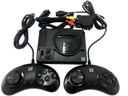 Sega consoles de mão on-line-16 Bit Mini Retro Sega jogo de console de vídeo Handheld para jogos SEGA com caixas de varejo