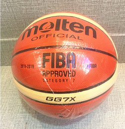 baloncesto de dropshipping Rebajas Al por mayor-407-Libre fundido GG7 baloncesto, al por mayor + dropshipping