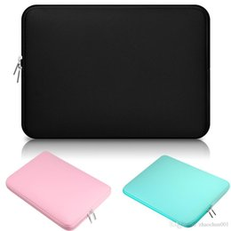 couvertures de protection de sac à main Promotion 2020 Nouv Messenger Bag Laptop Notebook Sleeve Sacs à main Housse de protection pour 11 12 13 15 pouces Macbook Air Mac Pro Retina Dell