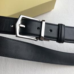 мужские ремни Скидка 2019 мужчин пояса верхнего качества Мужские ремни Мода Plaid Высокое качество натуральной кожи человека ремень с коробкой для ремешка