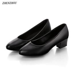 2019 Women Pumps 2018 Formal work shoes dbd492053c09