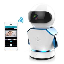 2019 plus petite caméra ip sans fil Petit robot wifi sans fil millions caméra haute définition réseau de surveillance à domicile surveillance à distance sans fil bâtiment sécurité à la maison promotion plus petite caméra ip sans fil