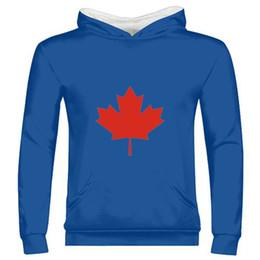 logotipos gratuitos da faculdade Desconto CANADÁ homens juventude estudante menino diy livre feito sob encomenda nome número país pullover nação bandeira ca logo faculdade impressão foto camisola