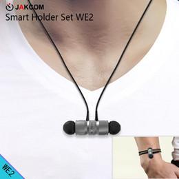 JAKCOM WE2 Wearable Wireless Headphone Vente chaude dans les écouteurs écouteurs comme sac miami en plastique poupées adultes rafa ? partir de fabricateur
