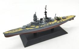 Modelos de guerra mundial on-line-1: 1000 Marinha Japonesa Kongou navio de guerra modelo de navio de guerra da Segunda Guerra Mundial Casco de liga modelo de coleção estática