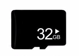 Gb micro mémoire en Ligne-Carte de téléphone portable Carte mémoire micro SD microSD 32 Go Real TF card Full Capacity 32 GB G w adaptateur pour téléphone appareil photo