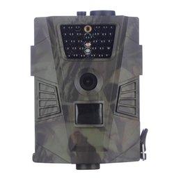 cámara oculta al aire libre Rebajas Cámara HT-001 Hunting Trail 940nm Cámara Wild GPRS IP54 Visión nocturna para caza de trampas de fotos de animales