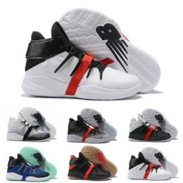 Argentina 2019 Nueva llegada barata para hombre KL 1 diseñador Kawhi Leonard OMN1S zapatos de baloncesto equilibrados moda de alta calidad KL1 zapatillas de deporte de lujo Size40-46 cheap balance shoes Suministro