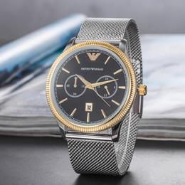 Famosas marcas de relojes de pulsera online-Reloj casual Famosa marca Relojes de cuarzo Hombres Mujeres Caqui Banda de cuero Relojes de pulsera Relojes Montre Homme Erkek Kol Relojes de pulsera