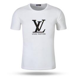 Großhandel plus Größe Luxus klassische Marke O Hals T-Shirt Street Run Bodenbildung Shirt Kurzarm Poloshirt T-Shirt Frauen Designer Herren Tops g7 von Fabrikanten