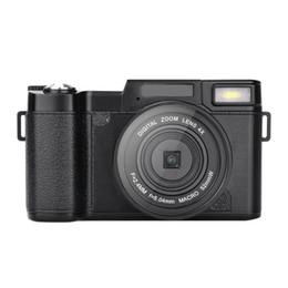 2019 digitalkamera objektivfilter CDR2 Digitalkamera-Camcorder mit 3-Zoll-TFT-Bildschirm UV-Filter Weitwinkelobjektiv günstig digitalkamera objektivfilter