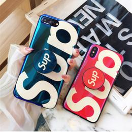 iphone londres Promotion Supérieur Cas De Téléphone Bleu Ray Pour iPhone 7/8 / X / Xr / Xs / Xs Max Protecteur De Cas De Téléphone Pour Jeune Homme Libre DHL